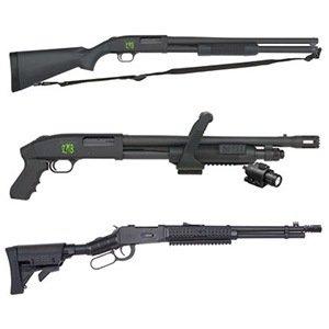Mossberg Zombie Guns- Interesting Facts About Guns