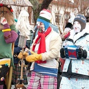 Mummers-Interesting Facts About Christmas