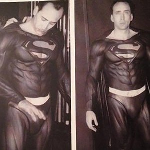 Nicholas Cage Superman-Interesting Facts About Superman