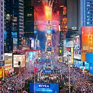 Times Square-Interesting Facts About New Year