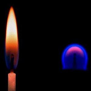 Zero gravity Candle Flame-Random Kickass Facts List