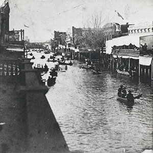 1862 California Flood-Interesting Facts About California