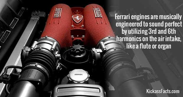 365Ferrari Engine
