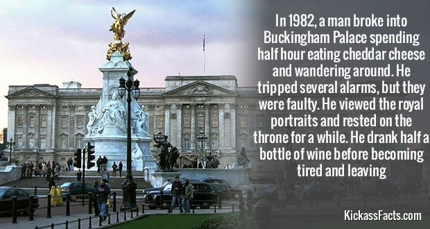 376Buckingham Palace