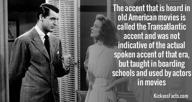 385Transatlantic accent