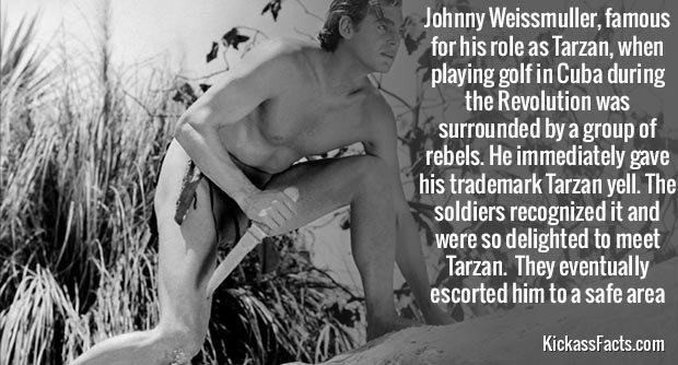 397Johnny Weissmuller