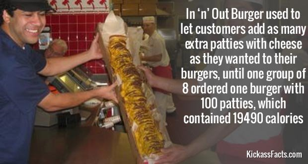 409In 'n' Out Burger
