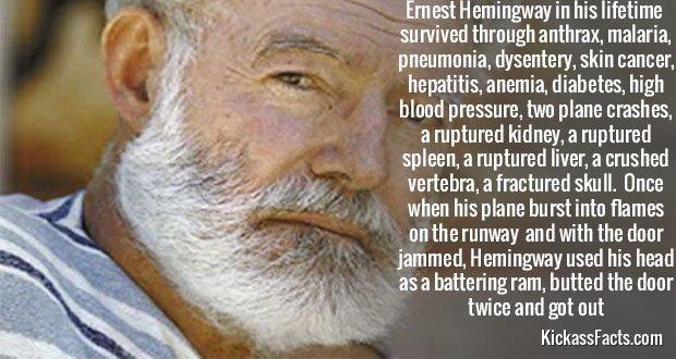 416Ernest Hemmingway