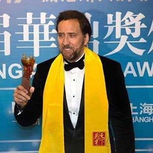 Nicolas Cage-Random Facts List