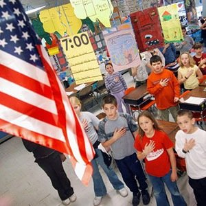 Pledge of allegiance-Random Facts List