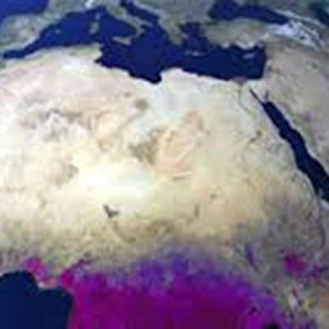 Purple Earth-Interesting Facts About Earth