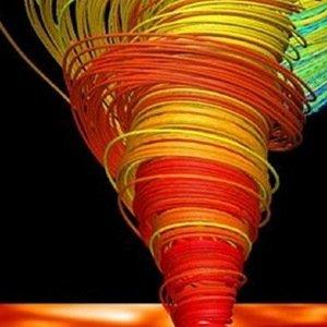 Solar Tornado-Interesting Facts About Sun