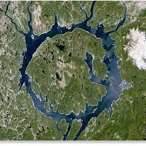 Eye of Quebec-Interesting Facts About Meteorites