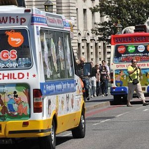 Ice Cream Truck-Random Facts List