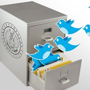 Library of Congress-Interesting Facts About Twitter