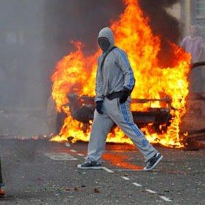 London riots-Kickass Random Facts List