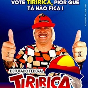 Tiririca-Interesting Facts About Elections