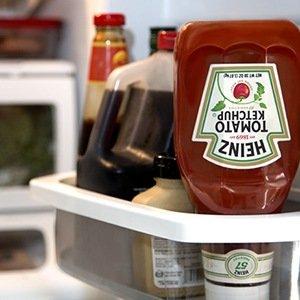 Upside-down ketchup bottle-Random Interesting Facts List