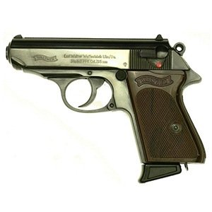 Walther PPK-Interesting Facts About James Bond