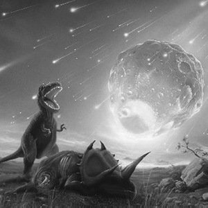 dinosaur_asteroid-Interesting Facts About Dinosaurs