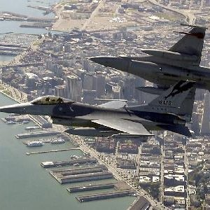 9-11 Fighter Jets-Interesting Facts About Vehicular Crashes