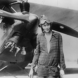 Amelia Earhart-Interesting Facts About Vehicular Crashes
