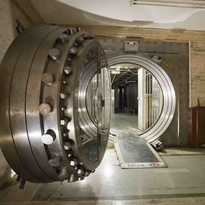 Bank of England Vault-Interesting Facts About Banks