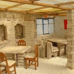 Bolivia Salt Hotel-Interesting Facts About Salt