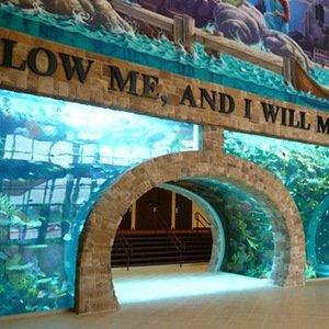 Evangelical church Aquarium- Interesting Facts About Texas