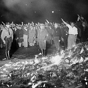 Nazy Book Burnings-Little Known Facts About Nazi Forces
