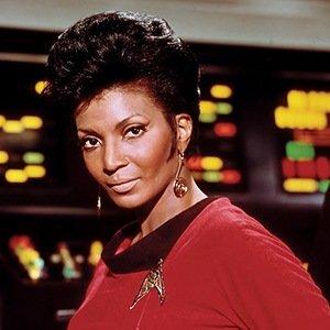 Nichelle Nichols Star Trek-Random Facts List
