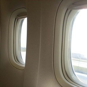 Rounded Windows-Interesting Facts About Aircrafts