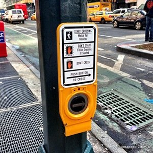 Crosswalk buttons-Random Facts List
