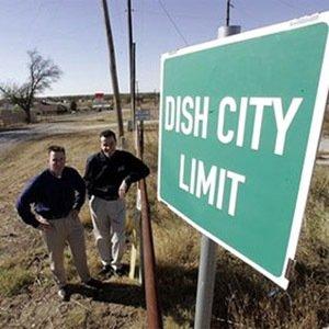 DISH, Texas