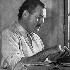 Ernest Hemingway 4-Interesting Facts About Ernest Hemingway