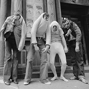 Monty Python-Kickass Random Facts List