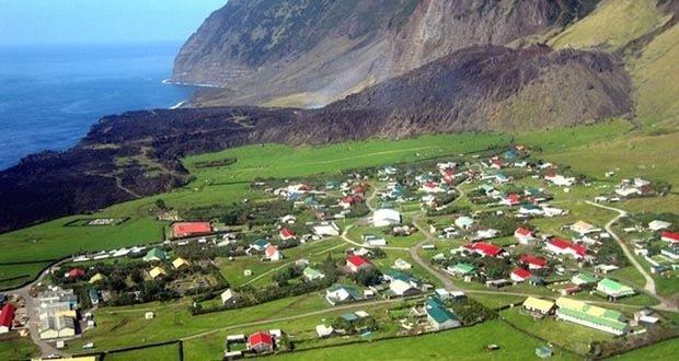 Tristan da Cunha-Most Remote Places on Earth