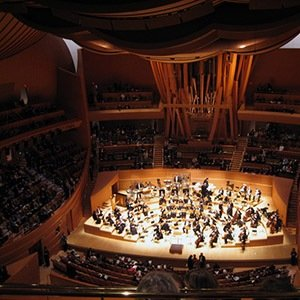 Walt Disney Concert Hall-Random Facts List
