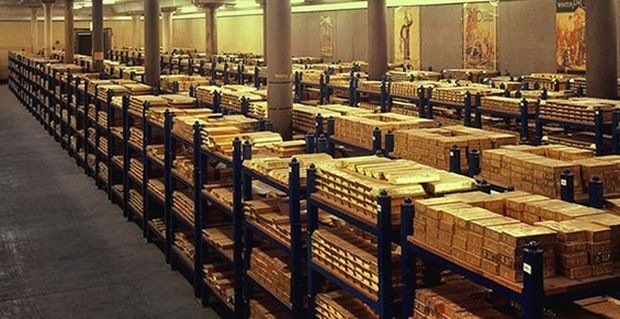 005_Bank of England Gold Vault