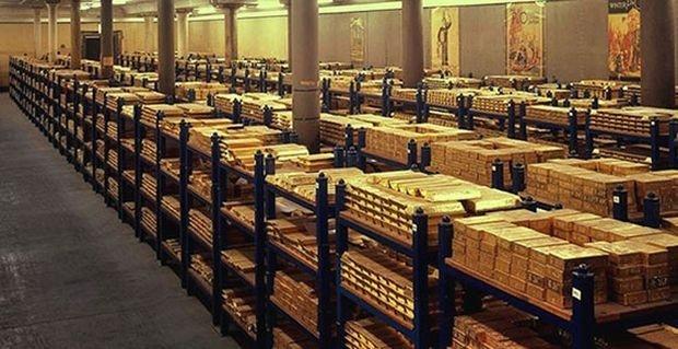 005_Bank of England Gold Vault