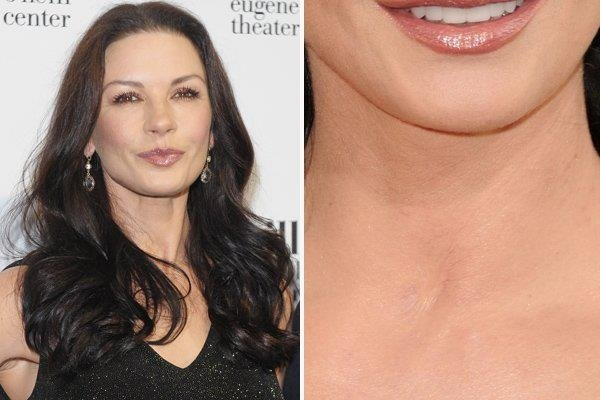 15 Catherine Zeta-Jones