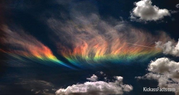 Fire-Rainbow