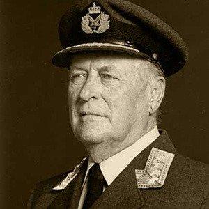 King Olav V