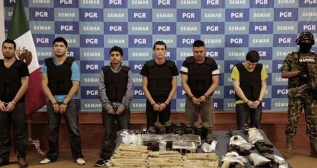 the biggest cartel on earth Tijuana cartel is what controls majority of the supply of narcotics namely cocaine  into the states narcos is based upon medellin cartel which was based in.