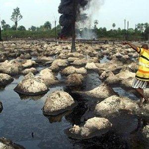 Niger delta oil spills