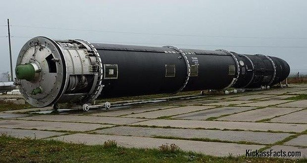 R-36 ICBM