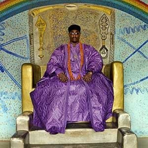 Regional kings in Nigeria