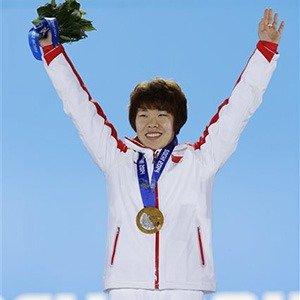 Sochi Olympics Medals Ceremony Short Track Speedskating Women