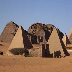 Sudanese Pyramids