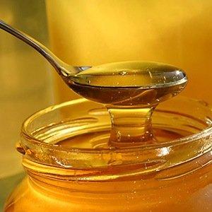 Teaspoonful of honey